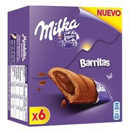 Barritas chocolate