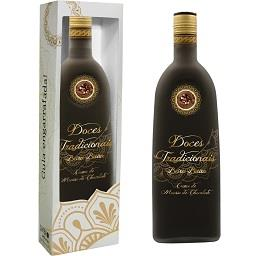 Licor de mousse de chocolate