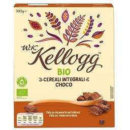 Cereais WK Kellogg Bio Chocolate