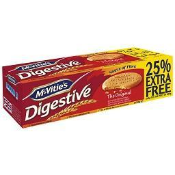 Bolacha Digestive Original