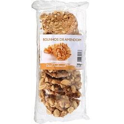 Bolinhos de Amendoim