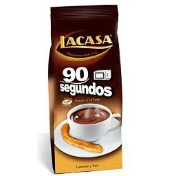 Chocolate quente 90 segundos