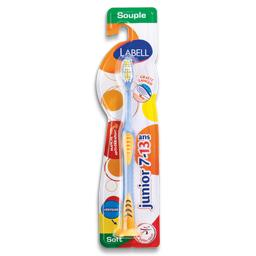 Escova de dentes macia, 7-13 anos