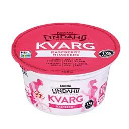 Iogurte proteína framboesa