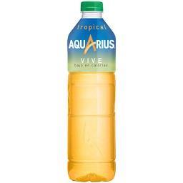Aquarius vive tropical pet 1.5 ltr individual unidad