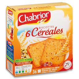 Tostas de trigo cereais