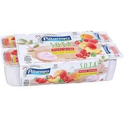 Soja Polpa de Fruta