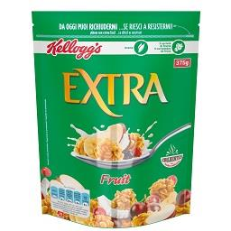 Cereais extra frutas