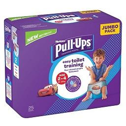 Fraldas cueca pull-ups menino 18 a 23 kg