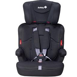 Cadeira Auto GR1/2/3 Preto