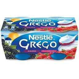 Iogurte Grego Amora/Framboesa