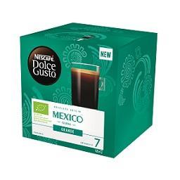 Café México bio Dolce Gusto
