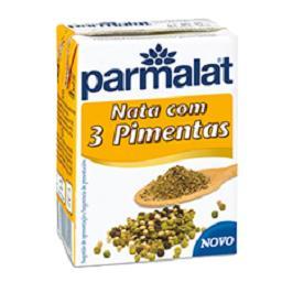 Nata UHT com 3 Pimentas