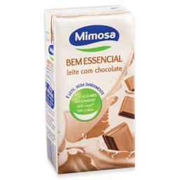 Leite bem essencial chocolate
