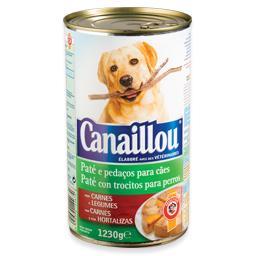 Alimento Húmido p/ Cão Carne c/ Legumes