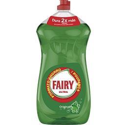 Detergente líquido, manual loiça, original