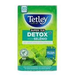 Super tea detox com selénio