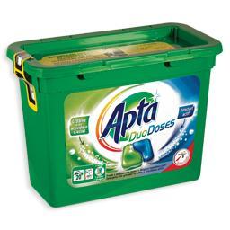 Detergente de máquina para roupa, duocápsulas,  20 u...