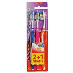 Escova Dentífrica Zig Zag Suave