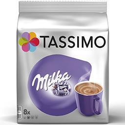 Café em Cápsulas Milka