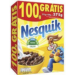 Cereais Nesquik