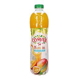 Néctar família manga, maracujá e limão