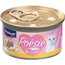 Alimento Húmido p/ Gato Mousse Frango