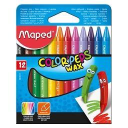Lápis de Cera Color'peps Wax