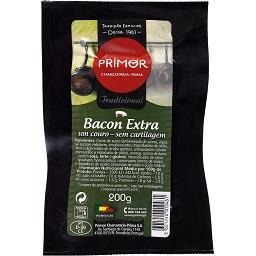 Bacon extra s/ couro pedaços
