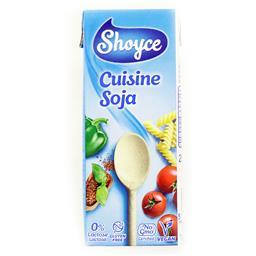 Creme culinário de soja