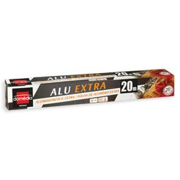Papel alumínio extra forte, 20m