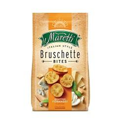 Bruschette 4 queijos