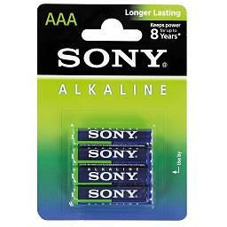 Pilhas Alcalinas Blue AAA
