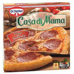 Pizza casa di mama salame 380g