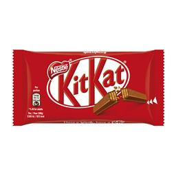 Chocolate kit kat, single