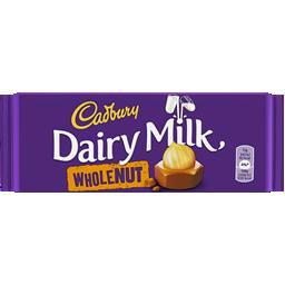 Tablete de chocolate whole nut