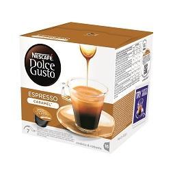 Café Espresso Caramelo