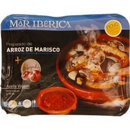 Preparado p/ Arroz de Marisco c/ Refogado