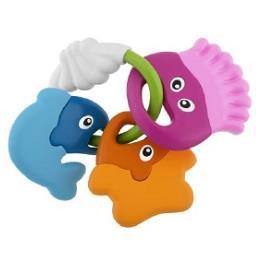 Anel de dentição peixinhos