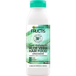 Condicionador super hidratação de aloe vera cabelos ...