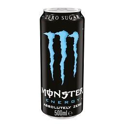 Bebida energética a-zero