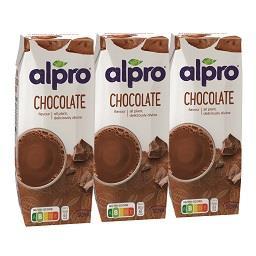 Bebida soja chocolate