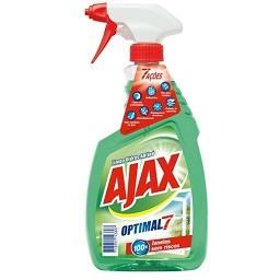 Spray optimal 7, limpa vidros