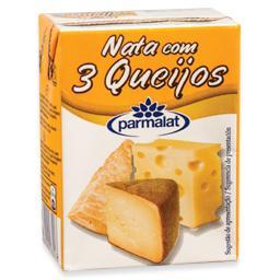 Natas uht 3 queijos